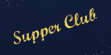 Molten Toffee presents Supper Club tickets