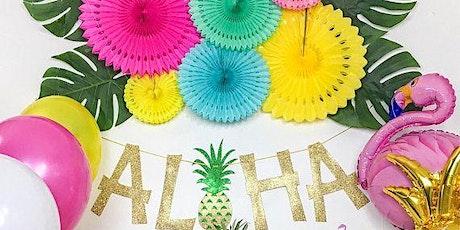 Hawaiian Themed Party tickets