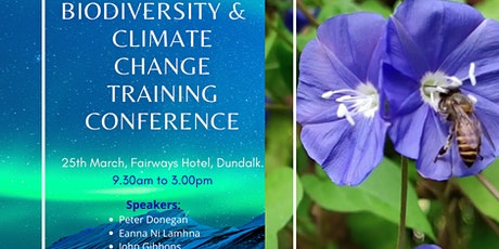 Free Biodiversity & Climate Change Training Conference tickets