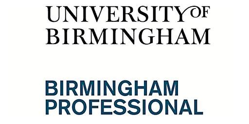 Birmingham Professional Leadership Series - Me in 3