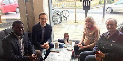 Cafe Politics - Sea Mills/Stoke Bishop