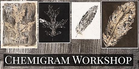 Chemigram Workshop tickets