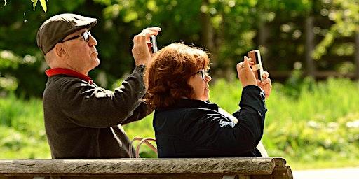 Phone Photography for beginners (Heysham) #LancsLearning