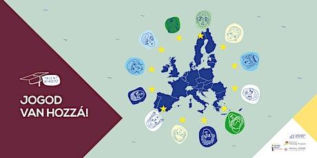Jogod van hozzá! #középsulisprogram tickets