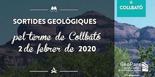 Sortida Geològica pel terme de Collbató 200202