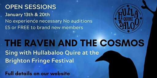 Hullabaloo Quire Open Sessions - ALL Singers welcome