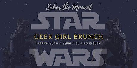 Saber the Moment: Star Wars Brunch tickets
