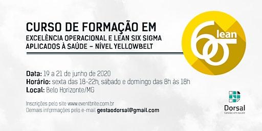 Lean Six Sigma HealthCare - YellowBelt (Belo Horizonte)