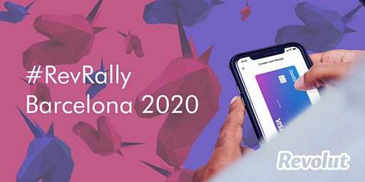 #RevRally Barcelona 2020