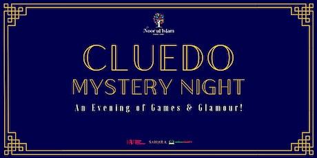 Cluedo Mystery Night tickets