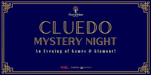 Cluedo Mystery Night