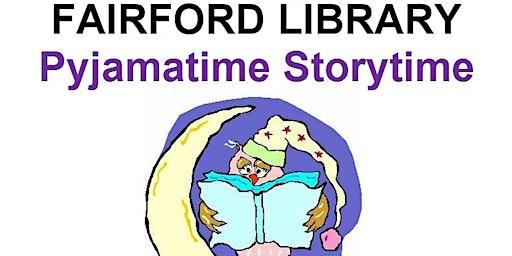 Fairford Library - Pyjamatime Storytime