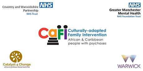 African and Caribbean Mental Health Community Event Birmingham - CaFI Study tickets