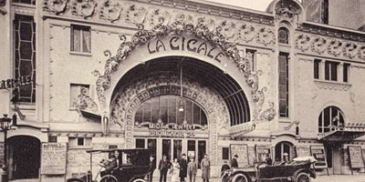 Cabarets+de+Montmartre+%2B+visite+Phonomus%C3%A9um