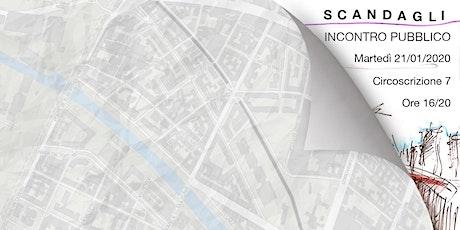 SCANDAGLI. Laboratorio di rigenerazione urbana. biglietti