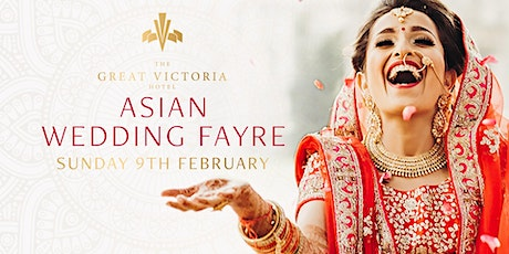 ASIAN WEDDING FAYRE 9/2/20 11am-3pm tickets