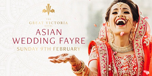 ASIAN WEDDING FAYRE 9/2/20 11am-3pm