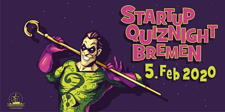 Startup Quiz Night Bremen Tickets