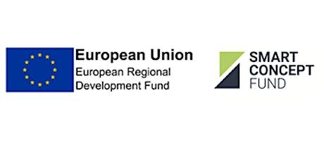 Smart Concept Fund Dissemination Event bilhetes