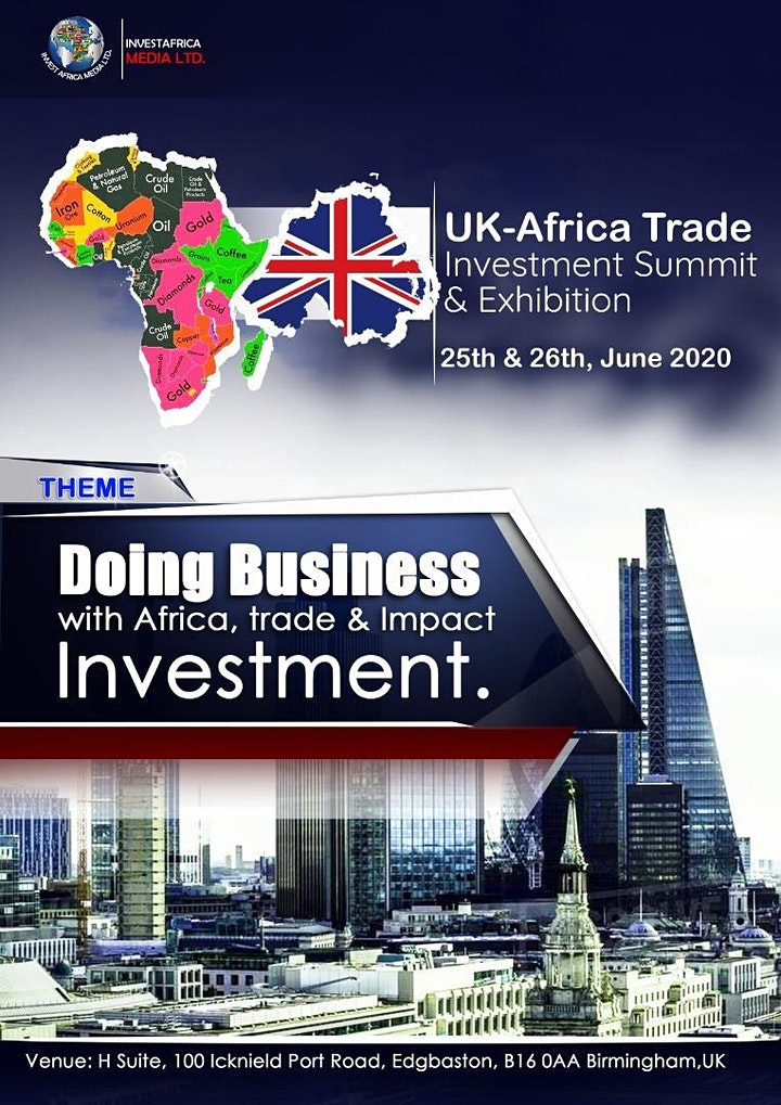 Africa property investment summit 2021 bits ex-investment bankers joining startup craze definition
