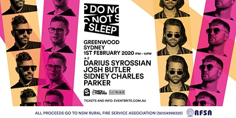 Do Not Sleep Ibiza - Sydney 2020 tickets