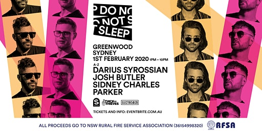 Do Not Sleep Ibiza - Sydney 2020