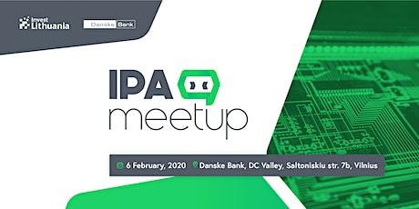 IPA meetup tickets