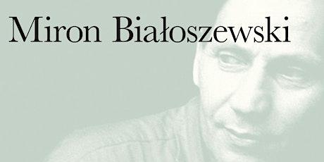 """Miron Białoszewski """"Erinnerungen aus dem Warschauer Aufstand"""" Tickets"""