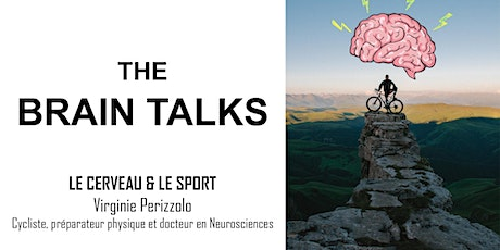 THE BRAIN TALKS: Le Cerveau & le Sport  tickets