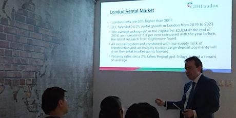 免費英國倫敦物業講座 英國專人跟進講解 | 小型講座 | 貼心為你服務 tickets