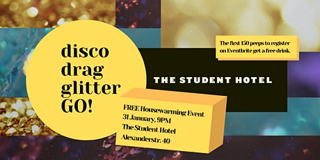 The Student Hotel - Housewarming Party tickets