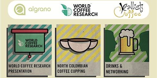 Kallisti Coffee January Showcase! Featuring algrano, WCR and more.