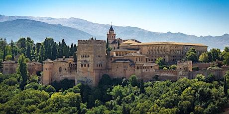 Granada: Presentación DOBLE MÁSTER en DIRECCIÓN  FINANCIERA y RRHH entradas