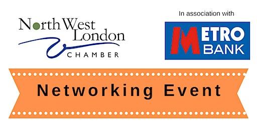 Harrow Networking @ Metro Bank   NW London Chamber, Fri 24th January