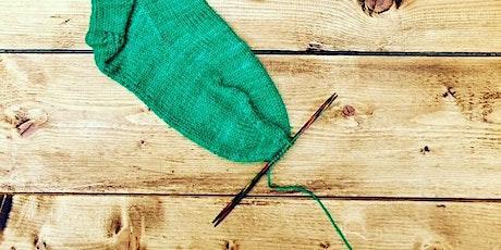 Learn To Sock Knit tickets