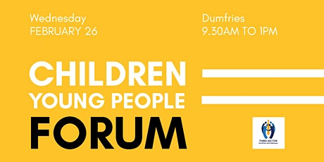 Children and Young People Forum tickets