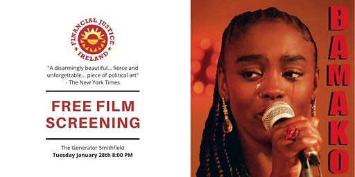 Free Film Screening: Bamako