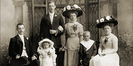 Community History drop-in Wellington Library tickets