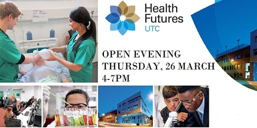 OPEN EVENING, Thursday 26th March 2020