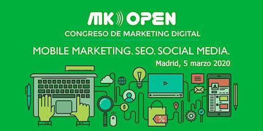 MK Open - Congreso de Marketing Digital