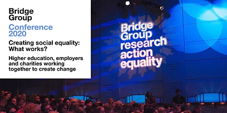 Bridge Group Conference 2020 tickets