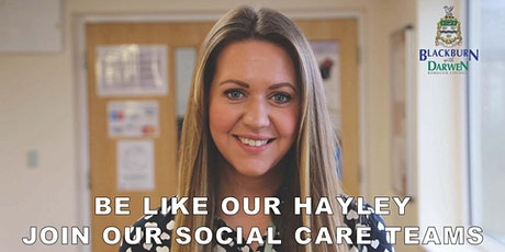 Social Care Recruitment Day with Blackburn with  Darwen Borough Council tickets