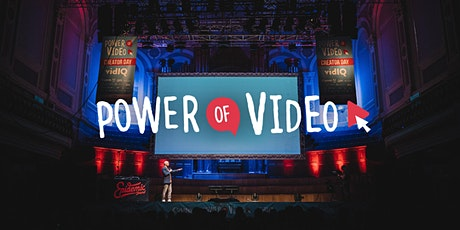 Power of Video 2020 | 5 Years in Belfast tickets
