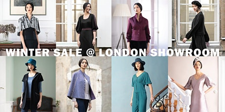 London Showroom Open Days | Sustainable Style Winter Sale tickets