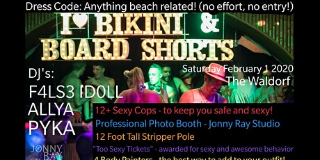 Bikini & Board Shorts 17: The Future Is Now! tickets