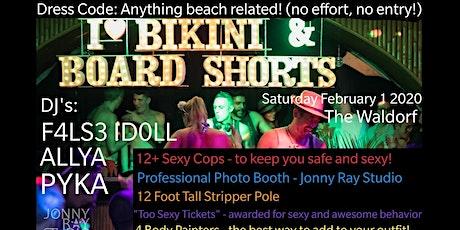 Bikini & Board Shorts 17: The Future Is Now! tickets