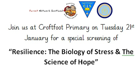 Resilience Screening tickets