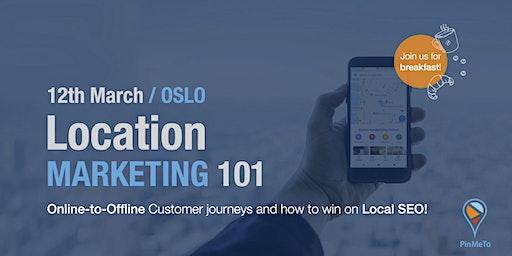 PinMeTo Live Oslo! Online-to-Offline: hvordan lykkes med lokal SEO!