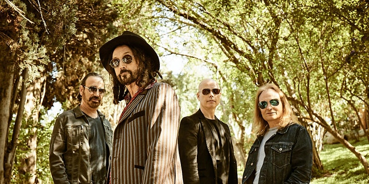 The Dirty Knobs w/Mike Campbell @ The Orpheum image