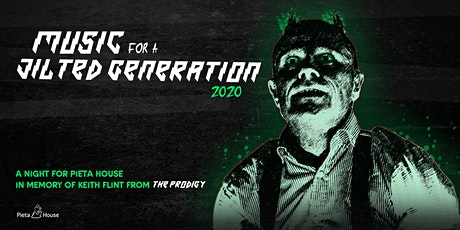Music For A Jilted Generation 2020 tickets